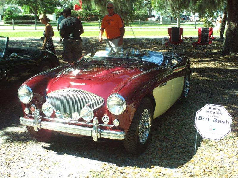 BRIT BASH October - Vero beach car show
